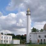 Мечеть на пересечении Парашютной и Репищева