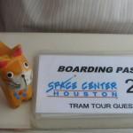 Кот в музее НАСА
