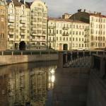 Вид с Силина моста