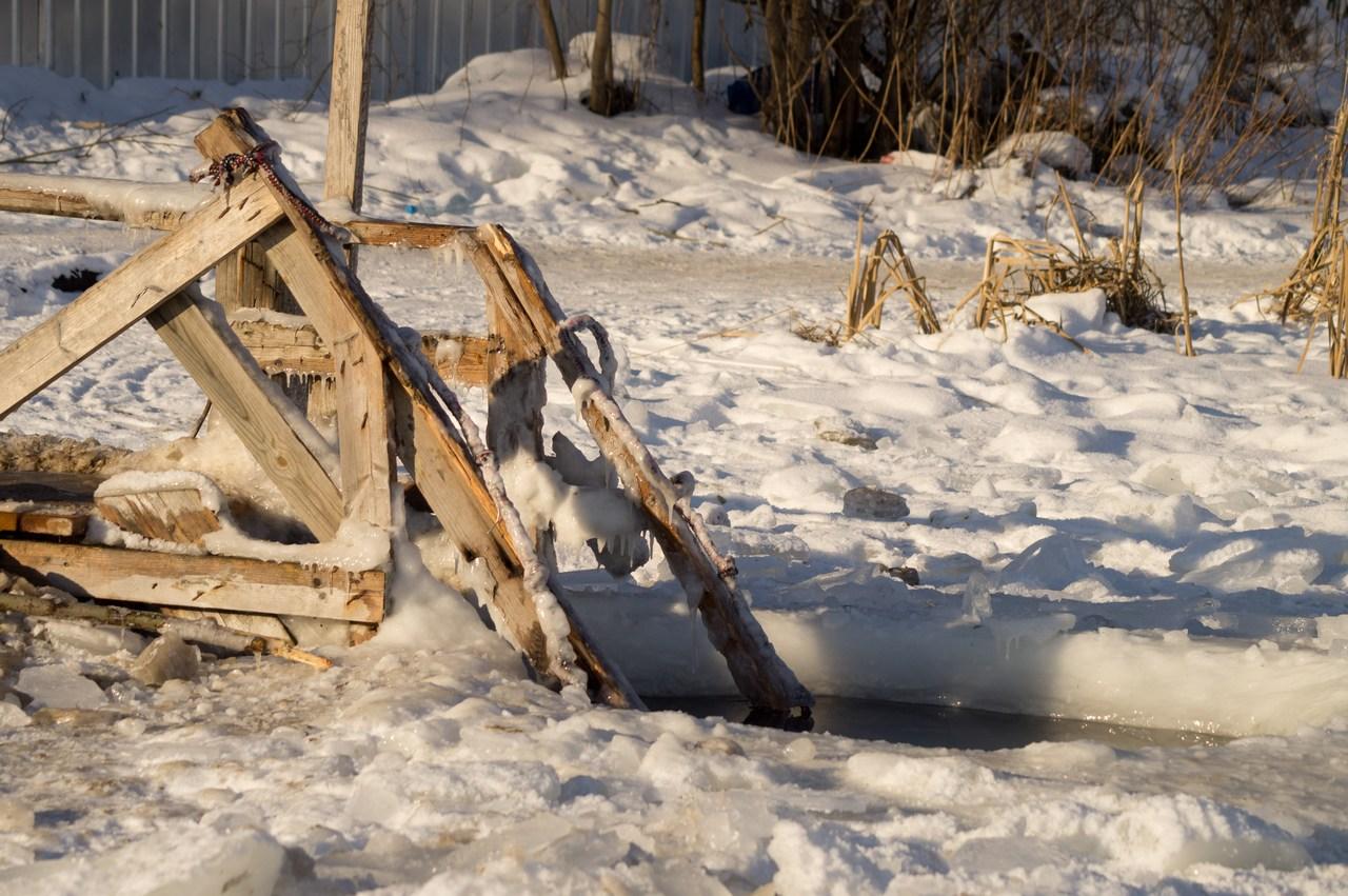 Снег голыми купаться 16 фотография
