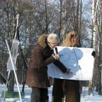 Где-где будут строительные объекты в парке?