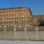 Доходный дом Сивкова — набережная Обводного канала, 137