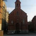 Эстонская церковь Святого Апостола Иоанна, ул. Декабристов, 54.