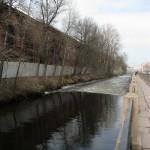 Новая Голландия. Вдоль канала.