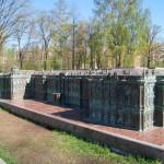 Мини-Зимний Александровском парке.