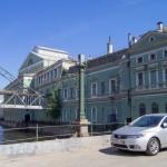 На Торговом мосту. Мариинский театр.
