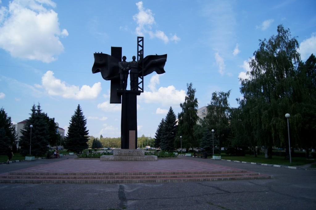 Подбор памятников Старый Оскол Лампадка из габбро-диабаза Ефремов