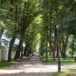 Сангальский сад.