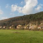 Окрестности замка Карлштейн:
