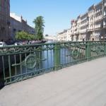 На Кокушкином мосту.