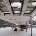 Снегоходы напрокат в Разливе.