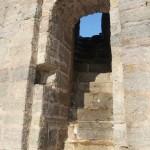 Крепость Копорье. Подъем в Среднюю башню.
