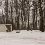 Воинское кладбище в Румболово - героям Великой Отечественной войны.