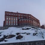 Бывшее здание факультета физики Хельсинкского университета.