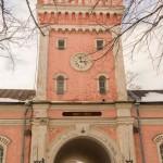 У входа в крепость Свеаборг