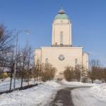 Церковь Суоменлинна в крепости Свеаборг.