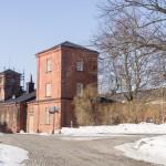 Здания в крепости Свеаборг.