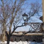 Крепость Свеаборг. Просто фонарь.
