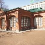 Домик Петра I. Петровская набережная, 6.