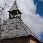 Крепость Старая Ладога. Сторожевой пункт на  Воротной башне.