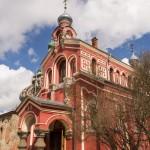 Старая Ладога. Церковь Иоанна Златоуста в Никольском монастыре.