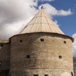 Климентовская башня в крепости Старая Ладога.