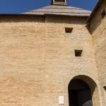 Крепость Старая Ладога. Вход в Воротной башне.