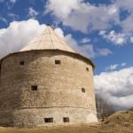 Крепость Старая Ладога. Климентовская башня.