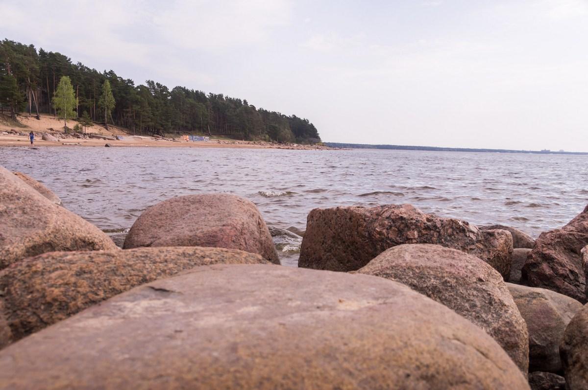 Фото эротика на берегу финского залива 13 фотография