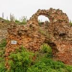 Шлиссельбургская крепость Орешек. Петровские казармы.