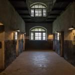 В коридоре Новой тюрьмы Шлиссельбургской крепости.