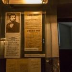 У камеры Николая Морозова в Новой тюрьме в Шлиссельбургской крепости.