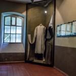 В Старой тюрьме Шлиссельбургской крепости. Палата для умалишенных.