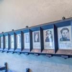 Фотографии казненных в цитадели Шлиссельбургской крепости.
