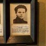 Фотография Зинаиды Коноплянниковой в Старой тюрьме Шлиссельбургской крепости.