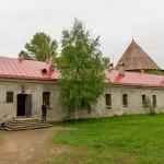 Шлиссельбургская крепость Орешек. Старая тюрьма или Секретный дом.