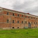 Новая тюрьма в Шлиссельбургской крепости.