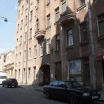 Доходный дом в Татарском переулке.