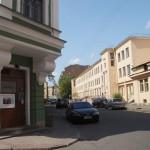 Академия фотографии в Татарском переулке.