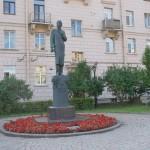 Памятник Габдулле Тукаю в Санкт-Петербурге.