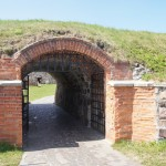 Приозерск. Водяные (Мельничные ворота) в крепость Корела.