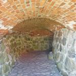 Приозерск. Рыбные (Часовые) ворота в крепости Корела.
