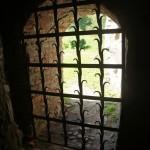 Приозерск. Вид из подземелья в крепости Корела.