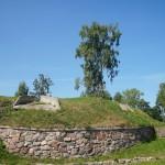Приозерск. Бастион крепости Корела.
