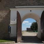 Вход в Нарвский замок.