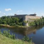 Ивангородская крепость.