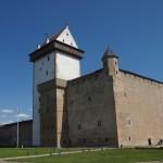 В Нарвском замке. Башня Длинный Герман.