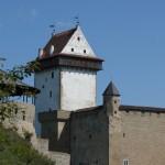 Башня Длинный Герман в Нарвском замке.