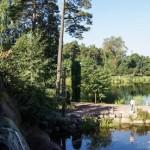 Водный парк Сапокка в Котке (Финляндия).