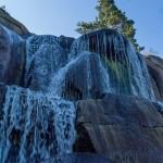 Котка. Водопад в парке Сапокка.
